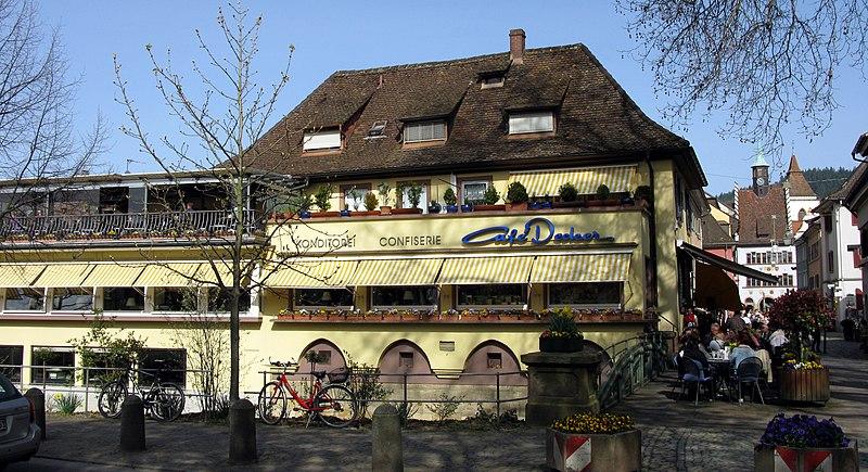 Cafe Decker Staufen  Ef Bf Bdffnungszeiten