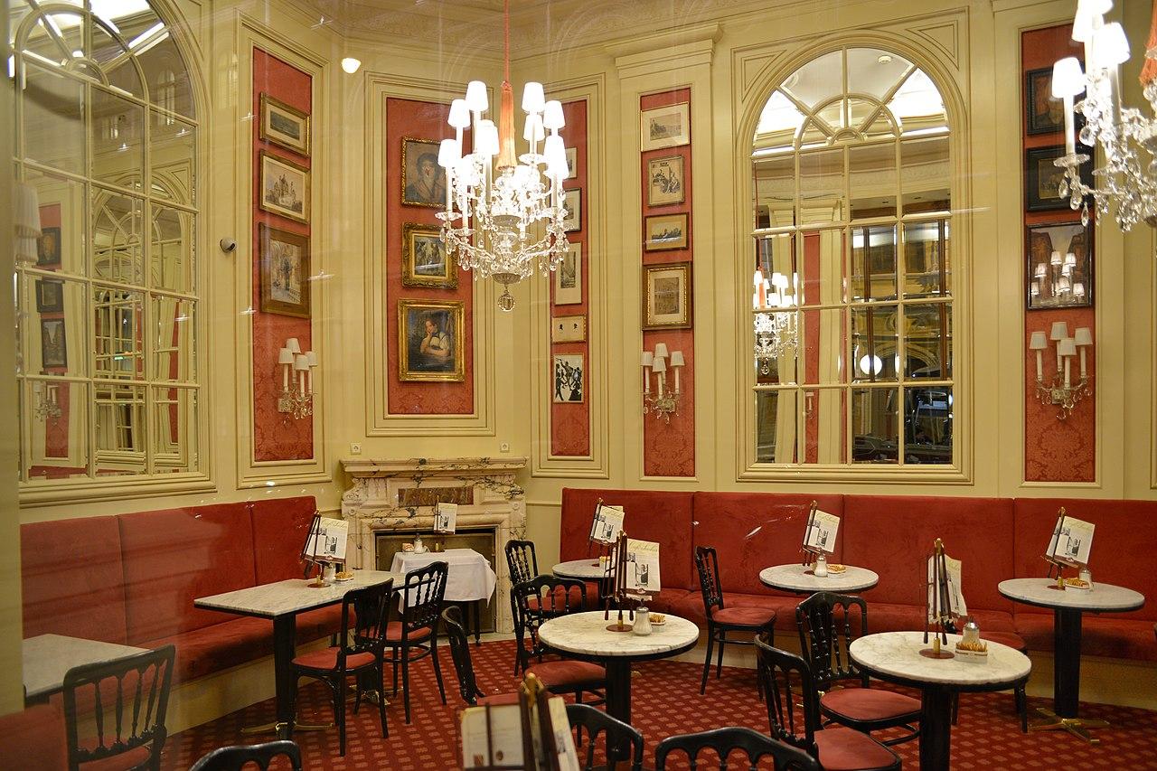 Cafe Sacher Wien Brunch