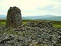 Cairn on Garn-Wen - geograph.org.uk - 609463.jpg