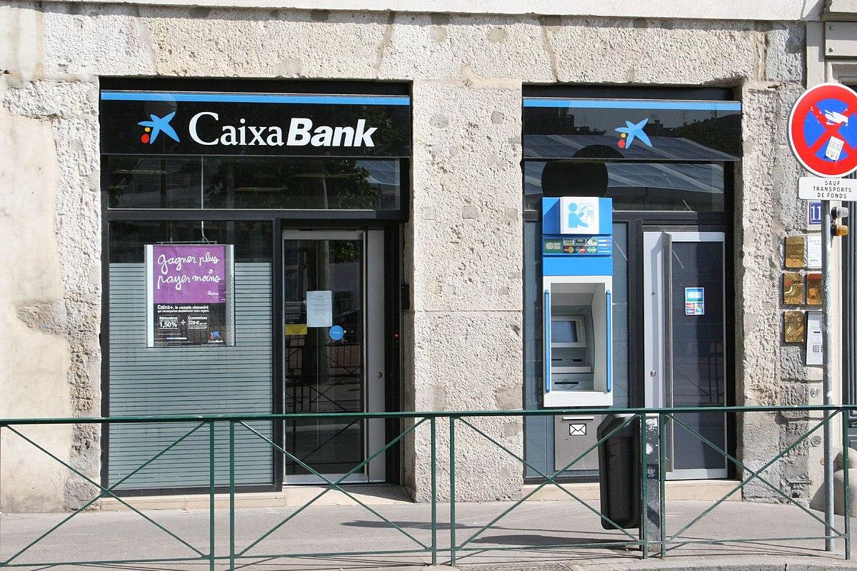 Caixabank viquip dia l 39 enciclop dia lliure for La caixa oficinas zaragoza