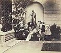 Caldesi & Montecchi - The Royal Family, Osborne 1857 - Google Art Project.jpg