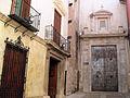 Calle de Santa María, porta del claustre de la Catedral (Sogorb).jpg