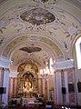 Calvary Church Pápa inside.jpg