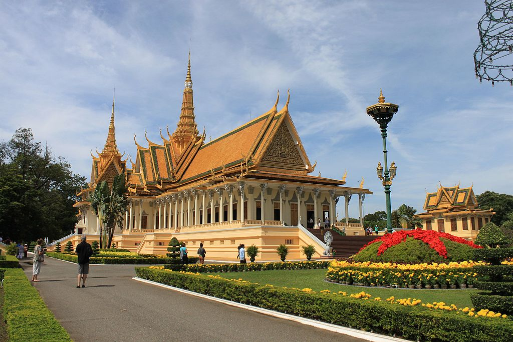 Museums on Cambodia
