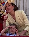 Cambridge family at Trooping the Colour 2019 - 06.jpg