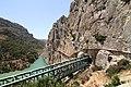 Caminito del Rey, desfiladero del Gran Gaitán, tunel puente ferroviario.jpg