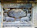Candi Prambanan - 132 Kalpataru and Lions, Nandi Temple (12041475013).jpg