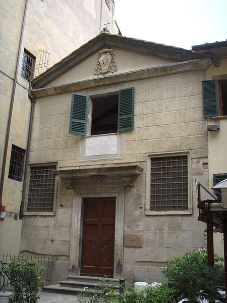 chiesa Capitolo dei canonici firenze