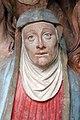 Cappella dell'andata al calvario, edicola del crucifige attr. a benedetto buglioni, 05 madonna dolente.jpg