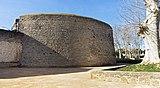 Carcassonne - Rempart de la Bastide saint-Louis (le bastion Saint-Martial).jpg