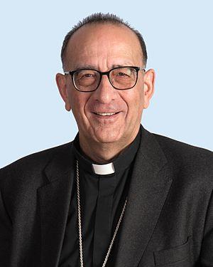 Juan José Omella - Juan José Omella i Omella in 2017.