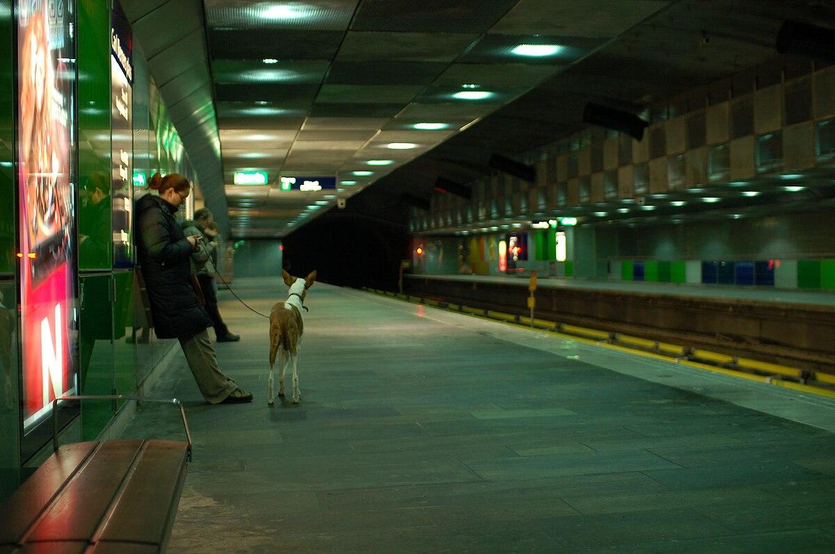 carl berner kart Carl Berners plass (station)   Wikipedia carl berner kart