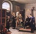 Carl Christian Vogel von Vogelstein - David d'Angers sculptant le portrait de Ludwig Tieck.jpg