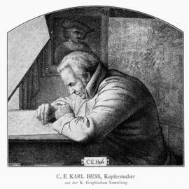 Carl Ernst Christoph Hess