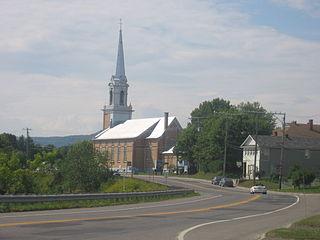 Carleton-sur-Mer City in Quebec, Canada
