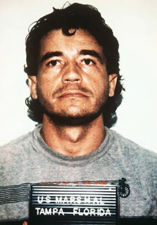 Carlos Lehder Colombian drug trafficker