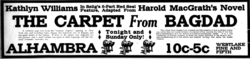 Carpet from Bagdad newspaper ad.png