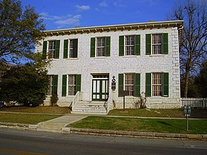 Texas Historical Commission - Carrington-Covert House