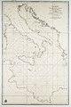 Carta esferica que comprehende las costas de Italia las del mar Adriatico desde Cabo Venere hasta les Islas Sapiencie en la Morea, y las correspondentes de Africa RMG K0910.jpg