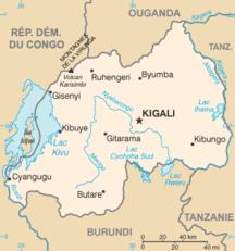 Rwanda-Geografi-Fil:Carte Rwanda