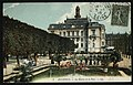 Carte postale - Asnières-sur-Seine - La Mairie et le Parc - 9FI-ASN 457.jpg