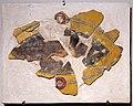 Casa del bracciale d'oro, affreschi dalla parete merdiionale del triclinio con nozze di alessandro magno e rossane, 50-79 dc ca. 02.jpg
