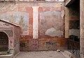 Casa della fontana piccola, cortile con affreschi e fontana mosaicata 09.jpg