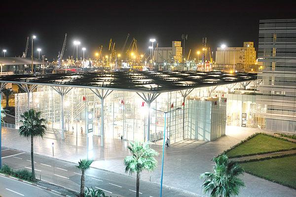 Casa-Port railway station