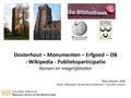 Case study Samenwerking Wikipedia met de Openbare Bibliotheek Oosterhout (Theek5).pdf