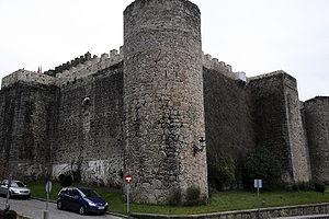 Arenas de San Pedro - Arenas de San Pedro Castle, built in the Middle Ages.