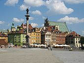 Castle Square in Warsaw (8842631175).jpg
