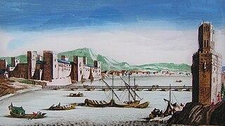 Castle of San Jorge