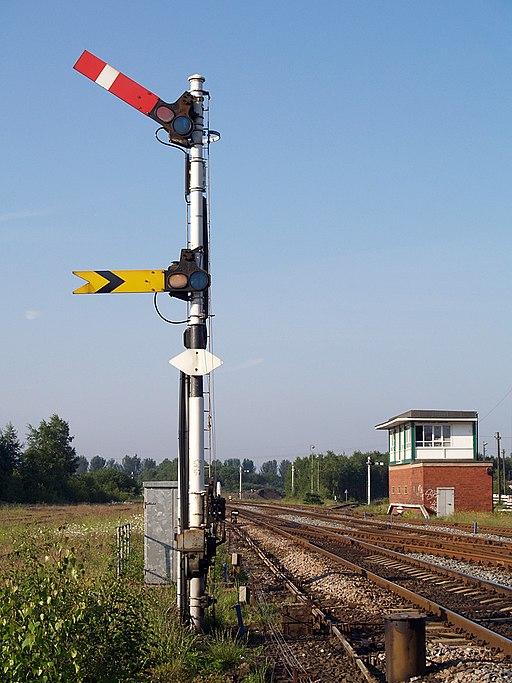 Castleton East Junction signal box 59 signal (1)