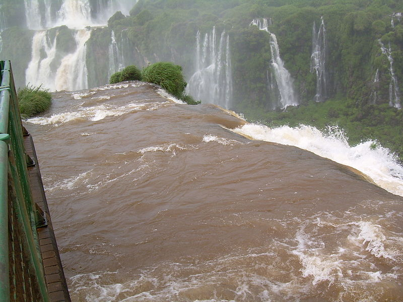 Pontos turísticos do Brasil no Paraná