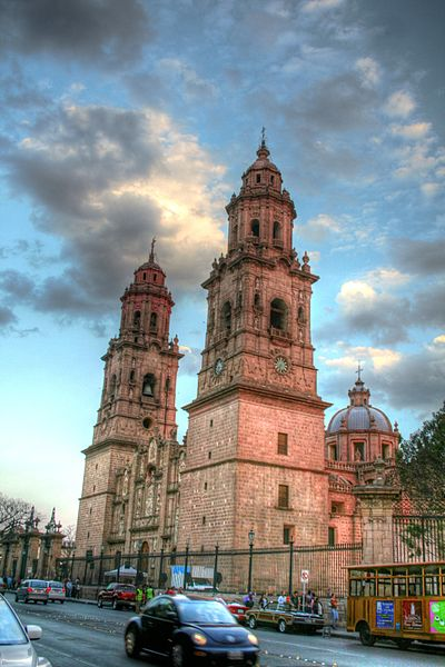 File:Catedral metropolitana de Morelia.jpg