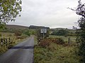 Cattle Grid on lane to Lordenshaw - geograph.org.uk - 591859.jpg