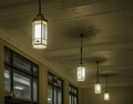 Ceiling lamps. Art Deco style Federal Building & U.S. Courthouse, Monroe, Louisiana LCCN2016645864.tif