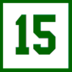 Tom Heinsohn - The number-15 jersey was retired by the Boston Celtics in 1966.