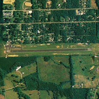 Centre Municipal Airport airport in Alabama, United States of America