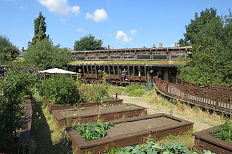 Centre for Wildlife Gardening - Image: Centre for Wildlife Gardening