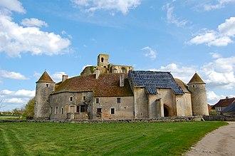 Sagonne - Château de Sagonne