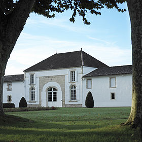 Image illustrative de l'article Château La Tour Blanche