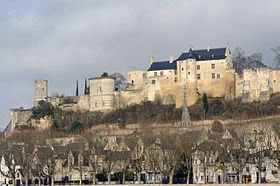 Image illustrative de l'article Château de Chinon