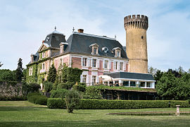 The Château of Faverges-de-la-Tour [fr]