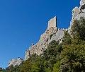 Châteaux du Pays cathare - Château de Peyrepertuse - 04.jpg