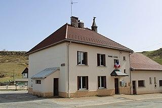 Châtelblanc Commune in Bourgogne-Franche-Comté, France