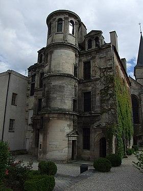 L'hôtel Philandrier qui hébergea le musée archéologique jusqu'en 2009