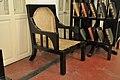 Chair - Drawing Room - Swami Vivekanandas Ancestral House - Kolkata 2011-10-22 6092.JPG