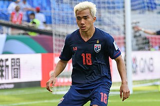 Chanathip Songkrasin Thai footballer