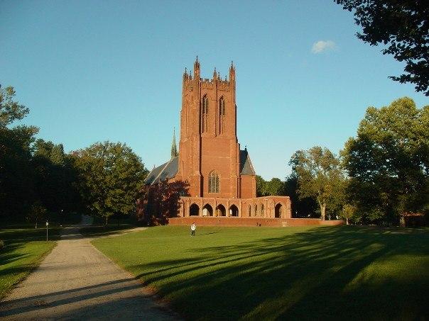 Chapel, St. Paul%27s School (Concord, New Hampshire)